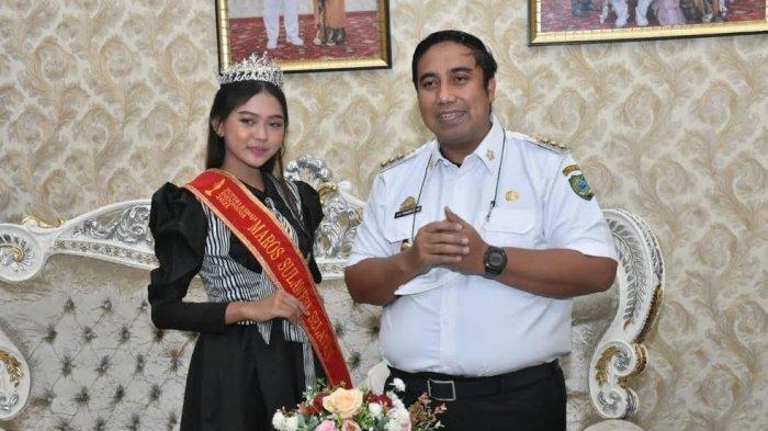 Kenalkan Aulia Dwi Amanda, Bakal Wakili Maros Lomba Pemilihan Putri Remaja Tingkat Sulsel