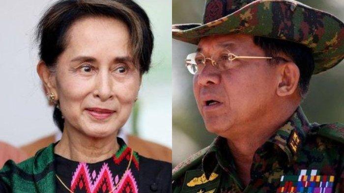 Indonesia dan ASEAN Mediasi ke Junta Myanmar, Tapi Dilarang Ketemu Aung San Suu Kyi, Ini Alasannya?