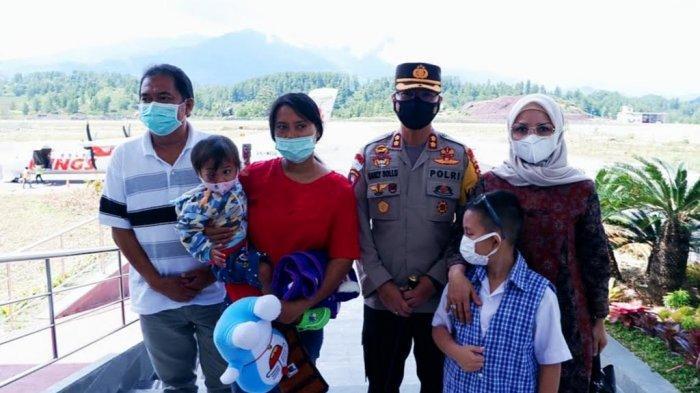 Dibantu Dermawan, Aura Winarta Bocah Penderita Tumor Asal Tana Toraja Kini Bisa Berobat