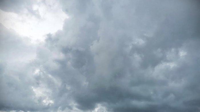 Berikut Wilayah Sulbar Berpotensi Dilanda Hujan Deras dan Angin Kencang hingga Dua Hari