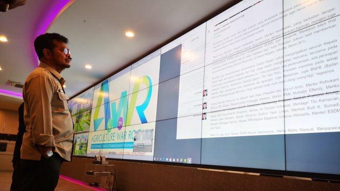AWR Kementan, Modern dan Bukti Sinergitas Sektor Pertanian