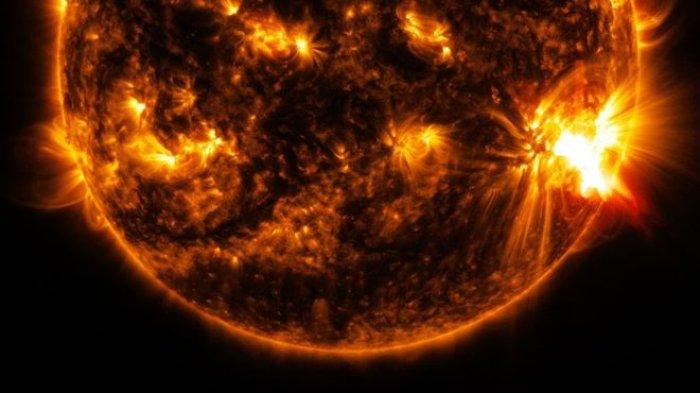 Pemicu Badai Matahari Disampaikan LAPAN hingga Bahayanya bagi Alat Elektronik