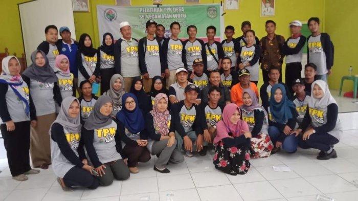 BKAD Wotu Luwu Timur Latih 141 TPK Desa