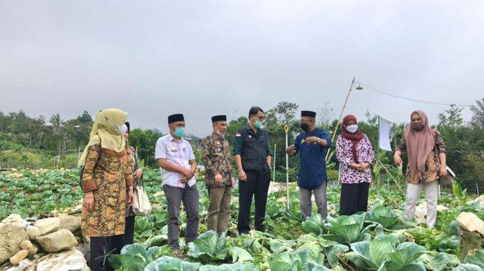 Kunjungan Kepala Pusat KKP BKP, Pemkab Enrekang Siap Support Program Kementan