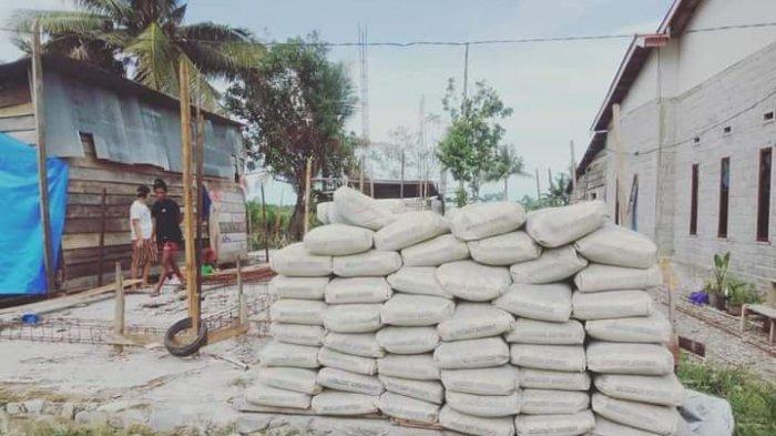 Pemkab Luwu Perbaiki 108 Rumah Korban Angin Puting Beliung Lamasi Timur