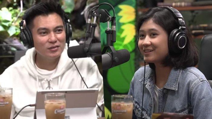 Baim Wong Kaget Dengar Cita-cita Amel Remaja Cantik yang Mirip Nike Ardila