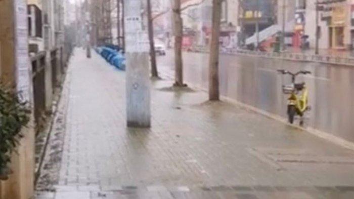 Teganya Orangtua di China, Telantarkan Anaknya yang Dicurigai Tertular Virus Corona, Ditinggal
