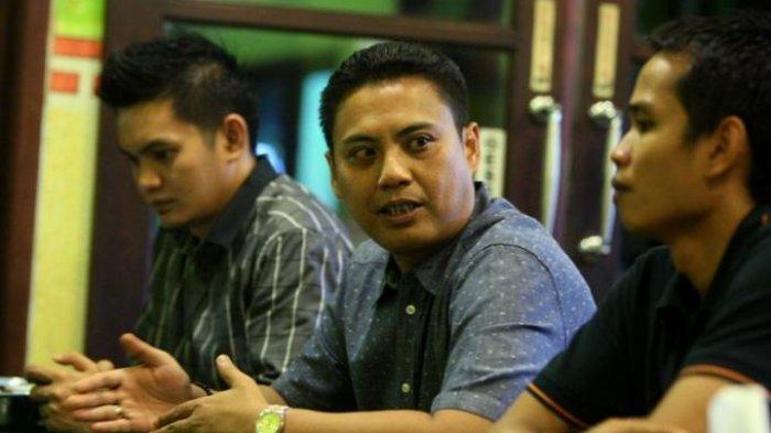Iwan Aras Ucapkan Selamat Datang ke Wabup Toraja Utara Frederik Sebagai Kader Baru Gerindra
