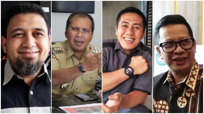 4 Bakal Calon Wali Kota Makassar Berlomba Mendaftar di Hari ke-1, Wajib Militer Ala Prabowo Ditolak