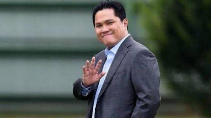 Bakal Jadi Menteri Jokowi, Simak Perjalanan Karier Erick Thohir Sempat Ungkap Tak Ingin Jadi Menpora