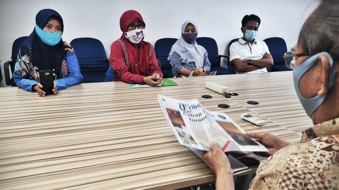 FOTO: Perkuat Silaturrahmi, Balai Bahasa Sulsel Kunjungan ke Kantor Tribun Timur - balai-bahasa-sulawesi-selatan-sulsel-berkunjung-ke-kantor-tribun-timur-2.jpg