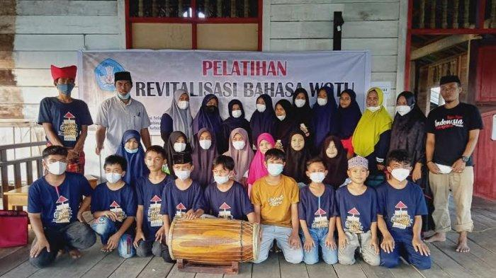 Balai Bahasa Sulsel Fasilitasi Pembelajaran Bahasa Wotu di Tarampeo Luwu Timur, Sasar Usia Pelajar
