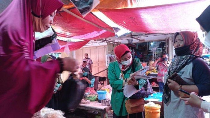 BBPOM Makassar Sidak Jajanan Pasar Rappang Sidrap