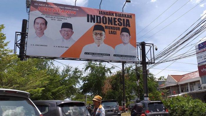 Di Jalan Pengayoman Makassar Jokowi-Amin Presiden, di Boulevard Prabowo-Sandiaga yang Presiden - baligho-ber7.jpg