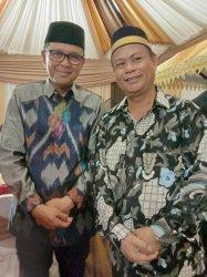 Eks Wakil Irman YL 'None' di Pilwali Makassar Busrah Abdullah Minta Restu ke NA