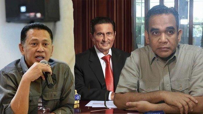 Bambang Soesatyo Ketua MPR, Tapi Kalah Tajir dari Fadel Muhammad, Bandingkan Kekayaan Ahmad Muzani