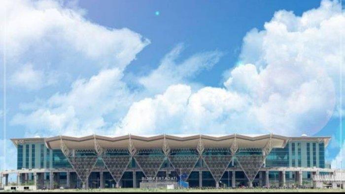 Sepi Penumpang, Bandara Kertajati Jawa Barat Senilai Rp2,6 T Diubah Jokowi Jadi Bengkel Pesawat