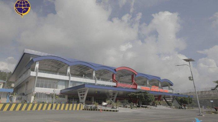 Diresmikan Jokowi, Terminal Baru Bandara Luwuk Banggai Siap Sambut Wisatawan