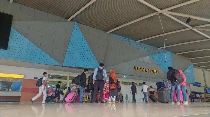 Jumlah Penumpang Garuda Indonesia di Bandara Sultan Hasanuddin Tembus 1.100 Orang per Hari