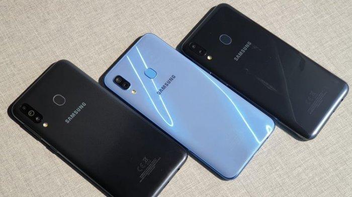 Bandingkan Spesifikasi dan Harga Samsung Galaxy M20, Galaxy M30, dan Galaxy A30, Pilih Mana?
