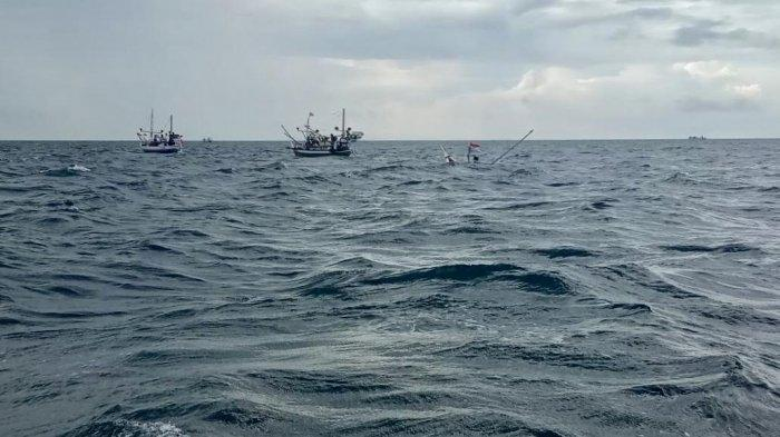 Kapal Nelayan Asal Sinjai Mati Mesin di Perairan Selayar, Begini Kondisi ABK