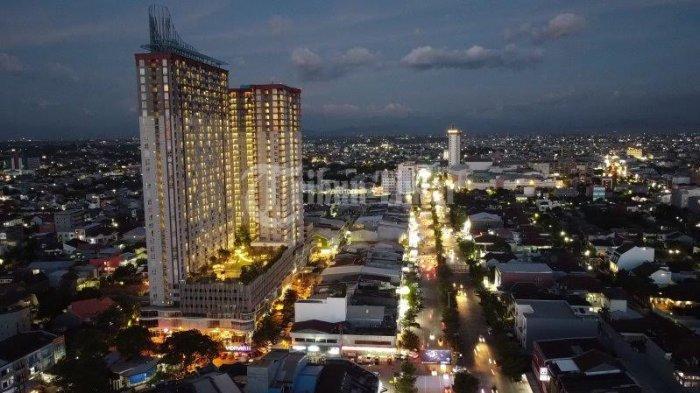 FOTO; Vida View Apartemen Tertinggi Pertama di Kota Makassar - bangunan-apartemen-vida-view-terekam-menggunakan-kamera-drone-2.jpg