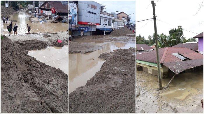 Banjir di Masamba Luwu Utara atau Lutra: 15 Meninggal, 46 Hilang, 15 Ribu Mengungsi #PrayforMasamba