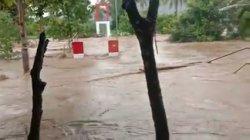 BREAKING NEWS: Banjir Bandang Putus Jembatan Desa Tapango Polman