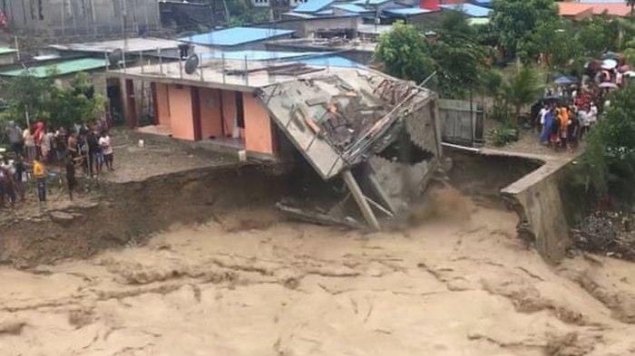 Timor Leste Terdampak Parah Siklon Seroja, Istana Negara Terendam Banjir, Warganya Tak Saling Bantu