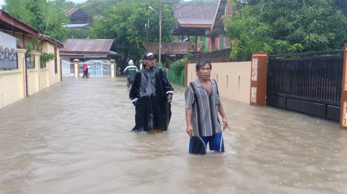 BREAKING NEWS: Banjir Juga Rendam Parepare, Warga Mulai Mengungsi