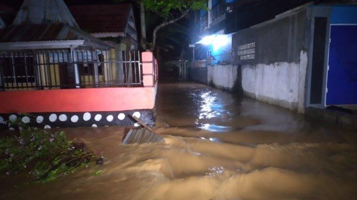 Ratusan Rumah dari Enam Desa di Kabupaten Luwu Terendam Banjir