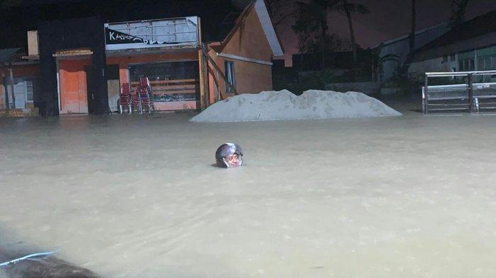 Banjir Kembali Rendam Radda dan Masamba Luwu Utara, Warga Pilih Mengungsi
