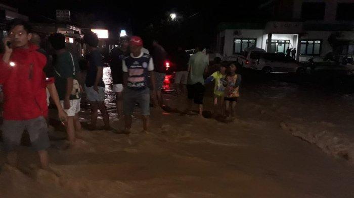 Alhamdulillah, Banjir di Bua Luwu Sudah Surut, Warga Tidak Mengungsi
