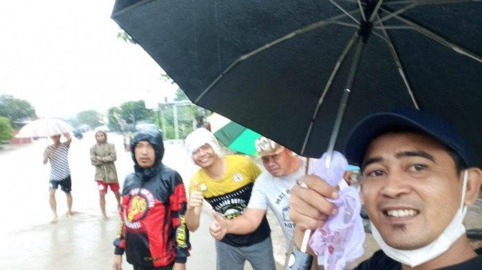 Dua Hari Diguyur Hujan Deras, Bangkala Jeneponto Terendam Banjir