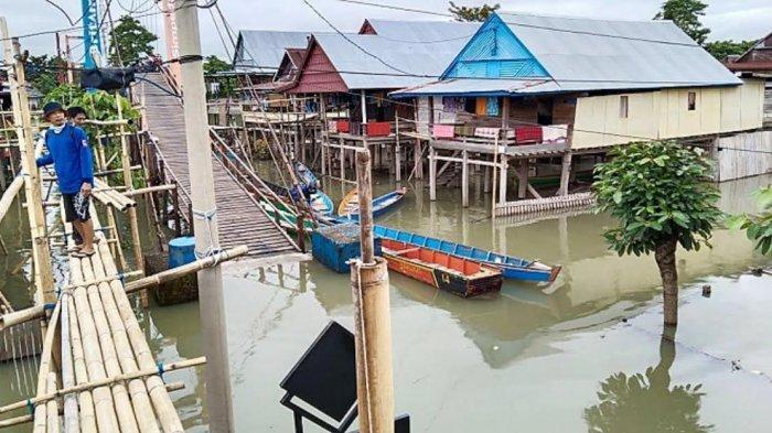 Banjir Landa 7 Kecamatan di Kabupaten Wajo, Ada 1.154 Rumah Terdampak