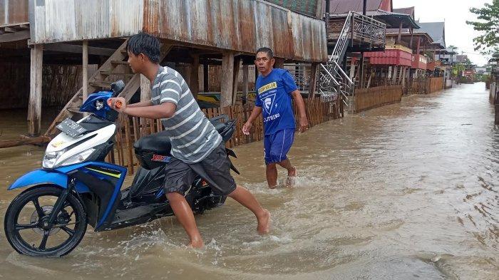 Banjir Masih Landa Wajo, Presiden Jokowi Dijadwalkan Berkunjung Hari Ini