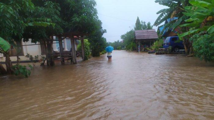 Selain Bua, Banjir Juga Terjang Suli dan Larompong Luwu