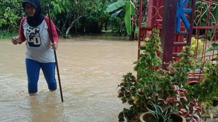 Banjir Luwu, Rumah Anggota DPRD Sulsel Ikut Terendam