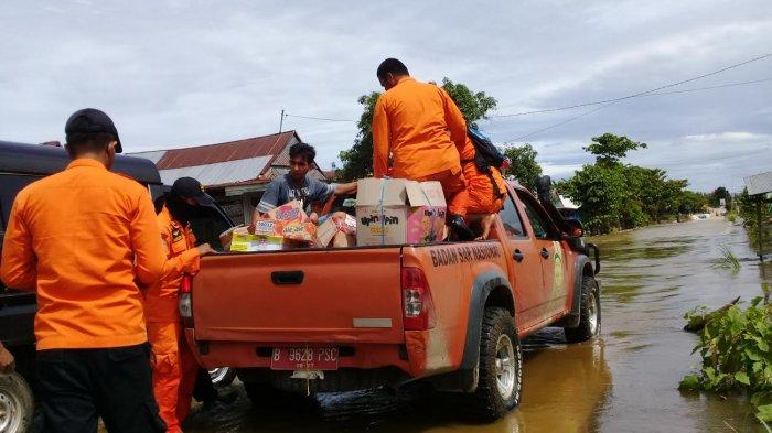 Korban Banjir di Kabupaten Wajo Minim Bantuan