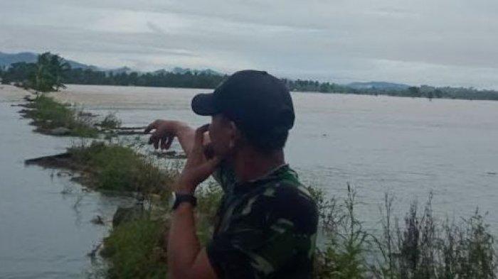 Banjir Masih Genangi 34 Desa/Kelurahan di Kabupaten Wajo