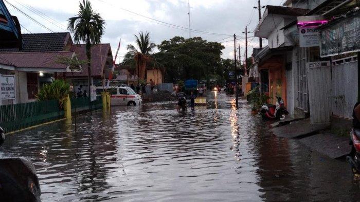 Warga Kompleks Kesehatan Banta-Bantaeng Blok K7 Selalu Kebanjiran