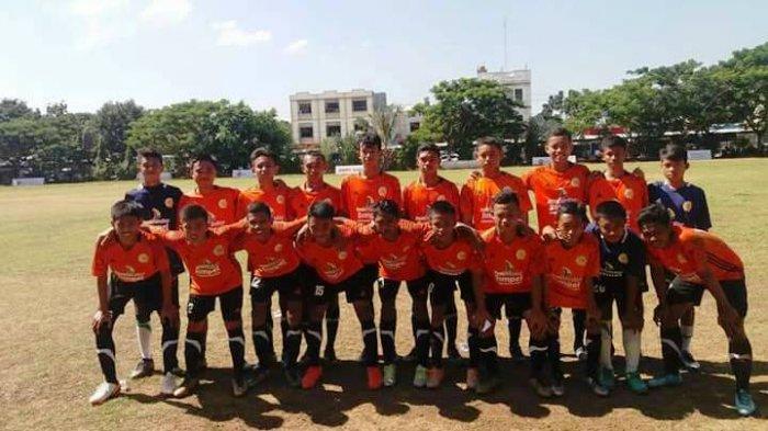 Tim Bank Sulselbar FC Target Lewati Pencapaian 2016 di Piala Menpora U-16
