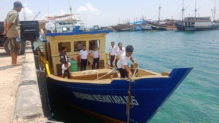 Kapal Hibah Kemenhub RI Dipersipakan Layani Penumpang ...