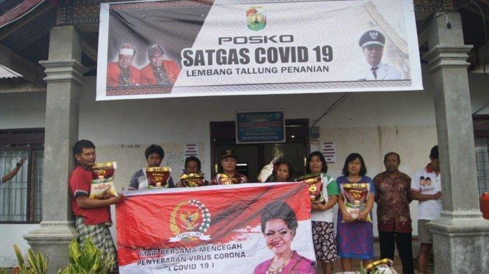Senator DPD RI Sulsel Fokus Pencegahan Covid-19 dan Salurkan Bantuan