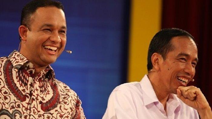 TERBARU Survei SMRC: Banyak Pemilih Jokowi Inginkan Anies atau Prabowo Jadi Presiden di 2024