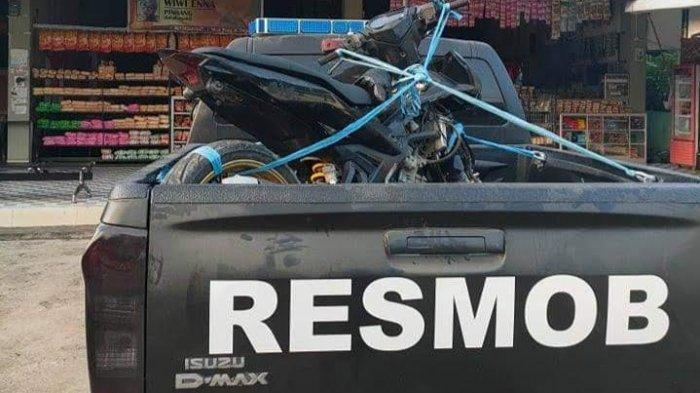 Kenalan di Warung Ballo, Pria Asal Mamasa Bawa Kabur Motor Milik Temannya ke Pinrang