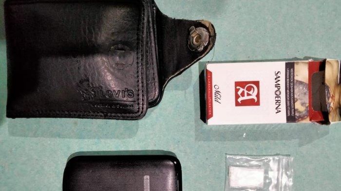 Simpan Sabu dalam Bungkus Rokok, Warga Bentengnge Bulukumba Dicokok Polisi