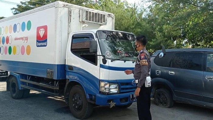 Pengakuan Sopir Mobil Box Ice Cream Asal Gowa Usai Lindas Pengendara Motor di Suppa Pinrang