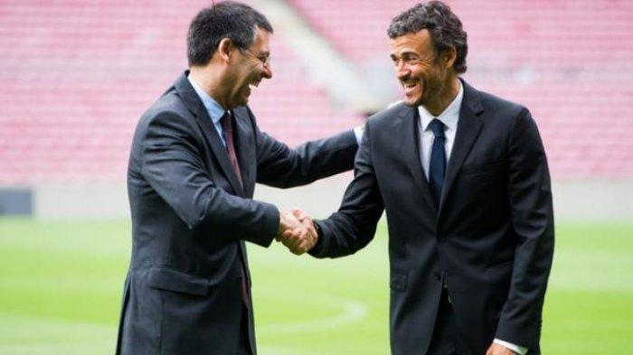 Luis Enrique Percaya Diri Spanyol Bisa Juara Euro 2020