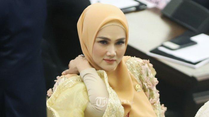 Nama Mulan Jameela di DPR Disebut-sebut di ILC TV One Tadi Malam, Bahas OTT Kader PDIP oleh KPK